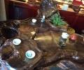 高大上的红木茶桌