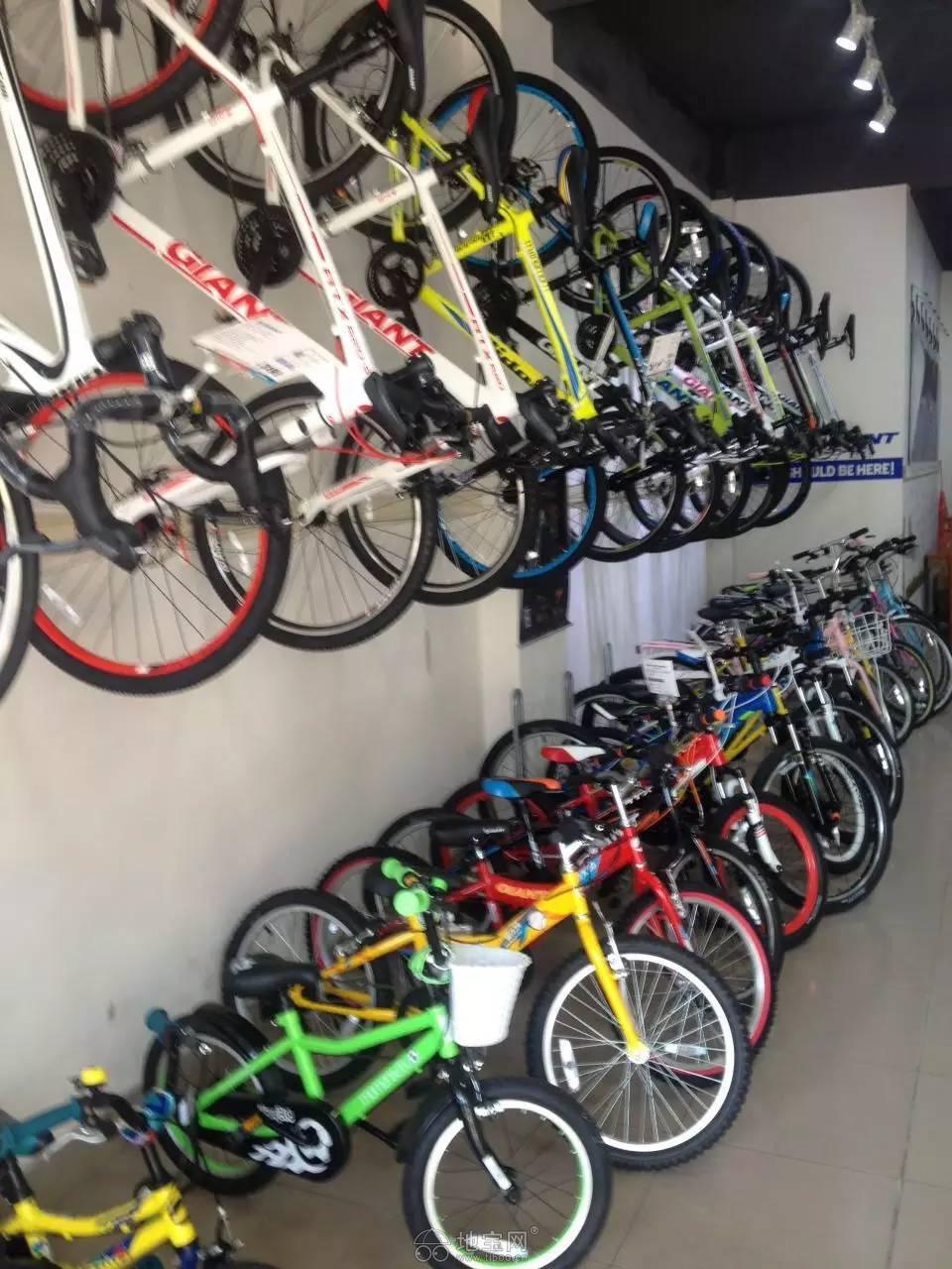 捷安特专卖店价格_【地宝网】红谷滩八一桥捷安特自行车专卖店_健身器械